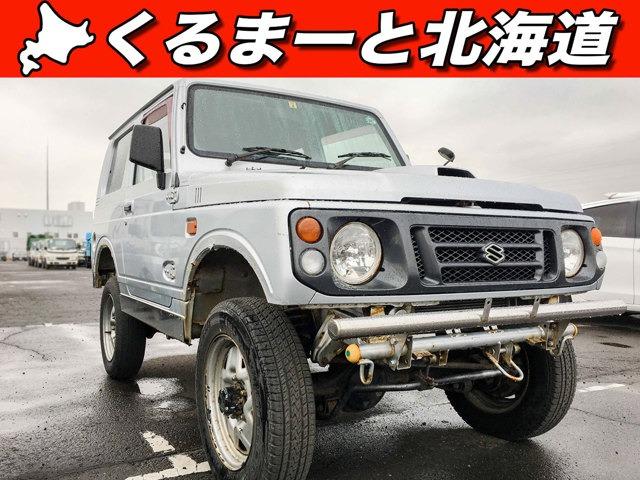 タフおすすめの軽自動車ジムニー660 ワイルドウインド 4WD
