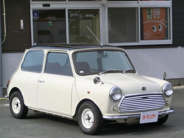 ミニクーパー1.3(ローバー)の中古車