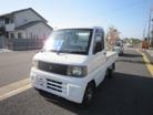 三菱ミニキャブトラック660 Vタイプ エアコン付 4WD
