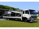 三菱ファイター3台積み積載車