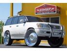 米国レクサスLX470 4WD