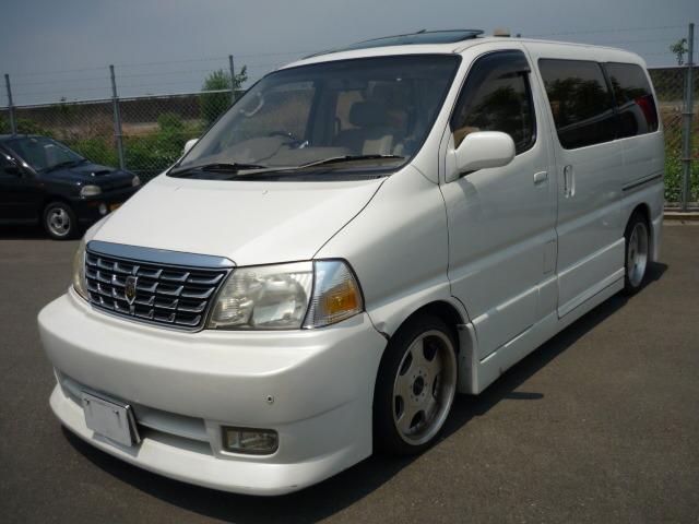 グランビア3.4 Qエクセレントセレクション(トヨタ)の中古車