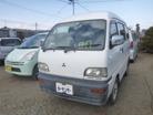 三菱ミニキャブバン660 CD 4WD