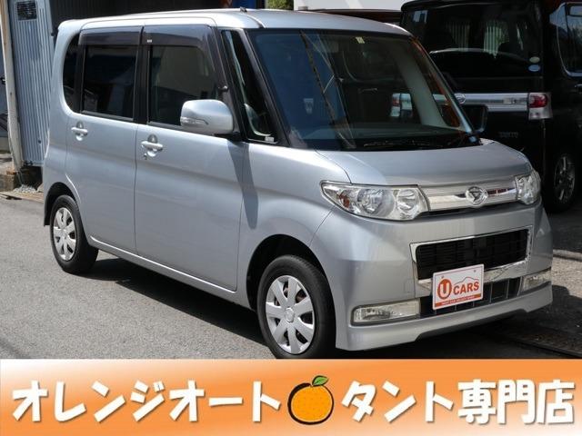 人気車おすすめの軽自動車タント660 カスタム L