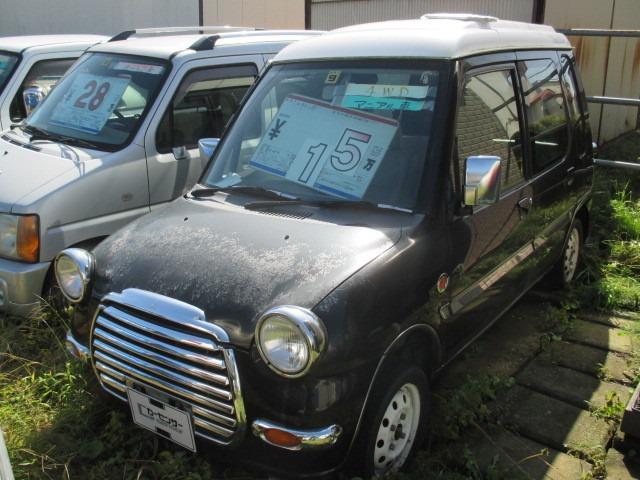 ミニカトッポタウンビー(三菱)の中古車