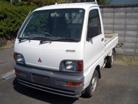 三菱ミニキャブトラック660 Vタイプ 三方開 4WD