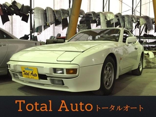 ポルシェ 944 / レストア