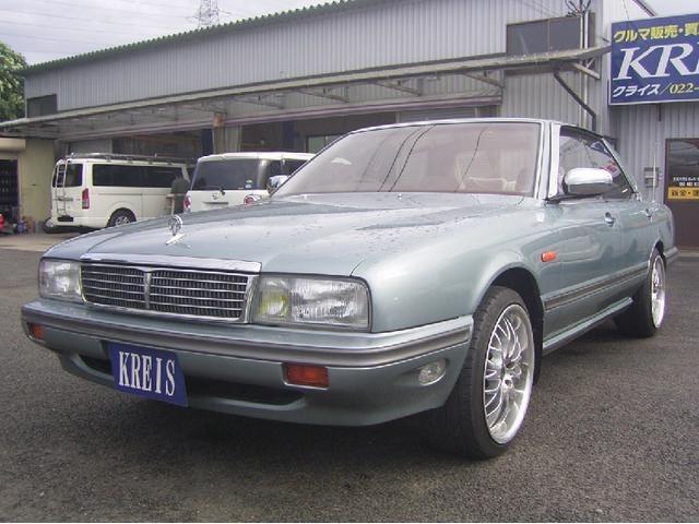 日産 シーマ 3.0 タイプII リミテッドAVの中古車