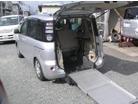 トヨタシエンタ1.5 X ウェルキャブ 車いす仕様車 スロープタイプ タイプI
