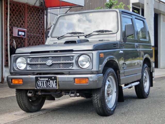 タフおすすめの軽自動車ジムニー660 バン HC 4WD