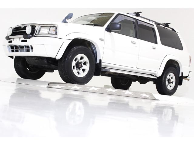 走行少おすすめのSUV2.5 4WD
