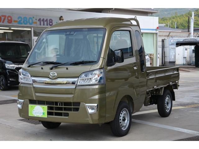 ダイハツ ハイゼットトラック / 660 ジャンボ SAIIIt 3方開