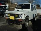 スズキジムニー550 インタークーラーターボ バン 4WD