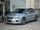 三菱ランサーエボリューション2.0 GT IX 4WD