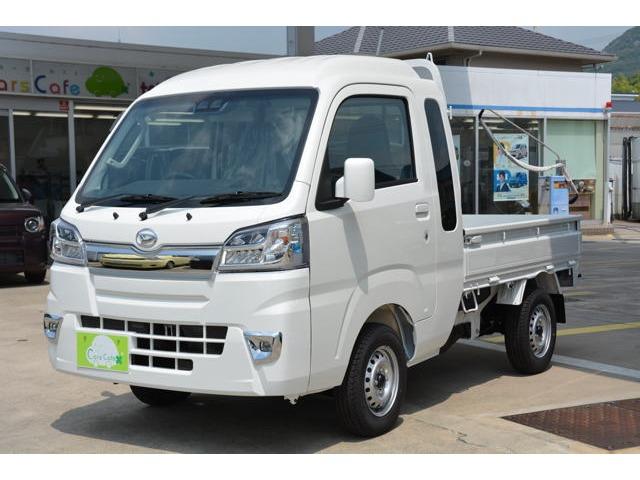 ダイハツ ハイゼットトラック / 660 ジャンボ SAIIIt 3方開 4WD