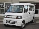 三菱ミニキャブバン660 CD ハイルーフ 4WD