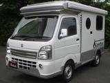 キャリイ(スズキ) 660 KCエアコン・パワステ 3方開 4WD 中古車画像