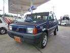 フィアットパンダ4X4 4WD