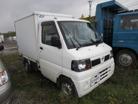 日産クリッパートラック 660冷蔵冷凍車 4WD