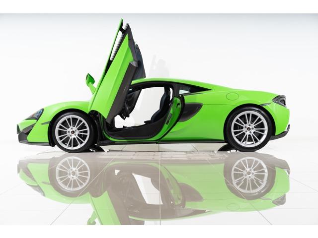 マクラーレン 570Sクーペ