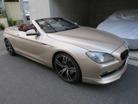 BMW6シリーズカブリオレ650i