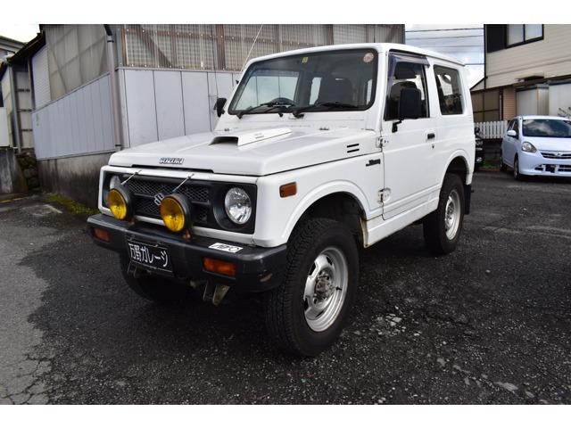 スズキ ジムニー / 660 バン HC 4WD