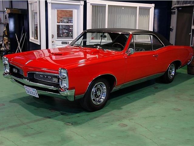ポンテアック GTO