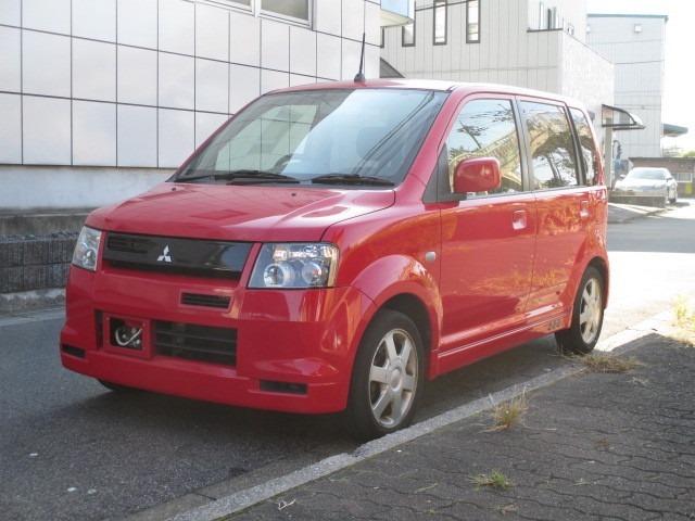 eKスポーツ660 R(三菱)の中古車