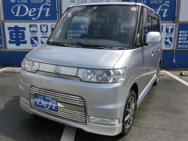人気車おすすめの軽自動車タント660 カスタム RS