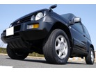 人気のブラック♪社外クリスタルサイドマーカー♪ブラックハード背面タイヤカバ−♪キーレス♪新品バッテリー無料交換致します♪県外納車可能♪