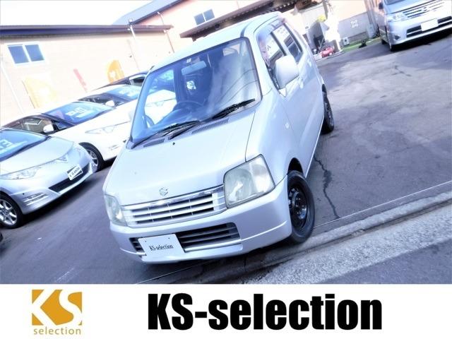H13 ワゴンR N-1 5ドア K6タイミングチェーン ベンチシート 純正キーレス 社外オーディオ マニュアルエアコン コラム4AT  電格ミラー HID タイヤ溝7分 ETC 塗装良好