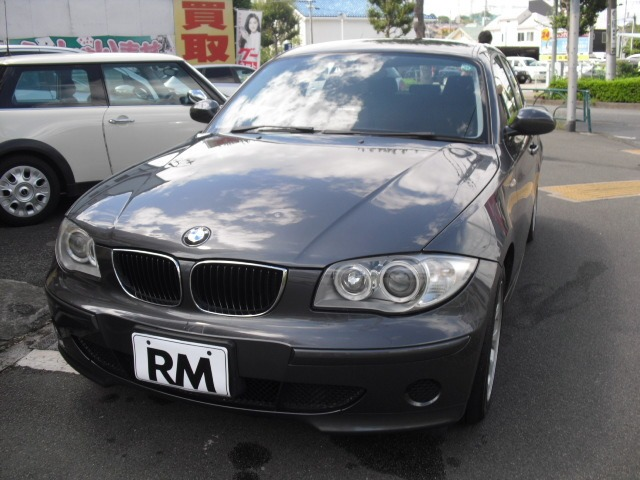 BMW 1シリーズ