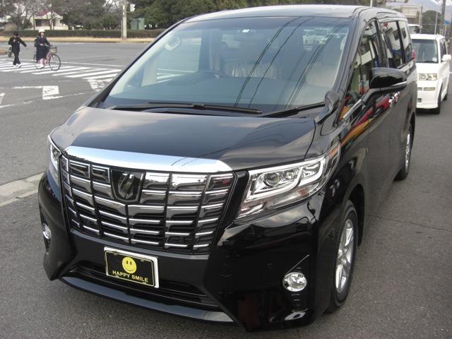 アルファード(トヨタ) 2.5 X 中古車画像