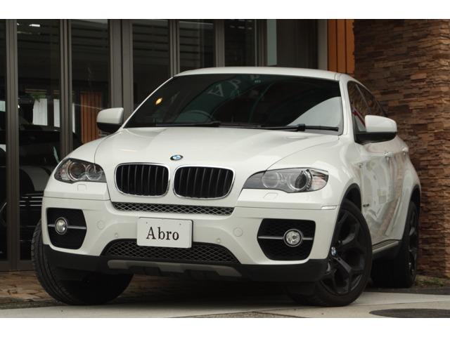 BMWのスポーツアクティビティクーペ「X6」