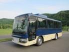 いすゞガーラミオ中型 バス リヤエンジン 8200cc 29人乗り
