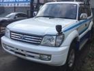 トヨタランドクルーザープラド3.0 TX ディーゼルターボ 4WD