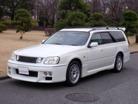 日産ステージア2.6 オーテックバージョン260RS 4WD