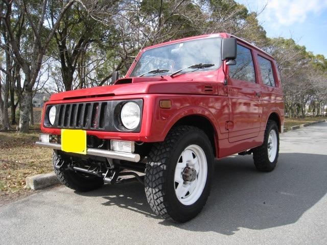 ジムニー660 ランドベンチャー 4WD(スズキ)の中古車