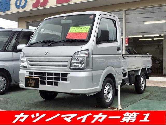 スズキ キャリイ / 660 KC エアコン・パワステ 農繁仕様 3方開 4WD