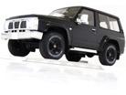 日産 サファリ 4.2 ハードトップ グランロード ディーゼル 4WD