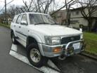 トヨタハイラックスサーフ3.0 SSR-X ワイドボデー ディーゼルターボ 4WD