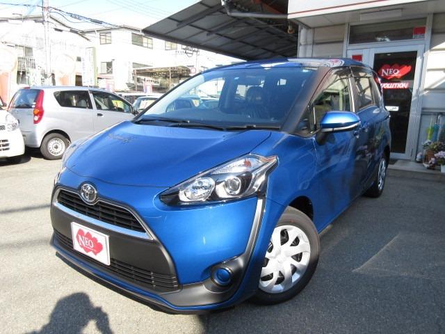 シエンタ(トヨタ)1.5 G 中古車画像