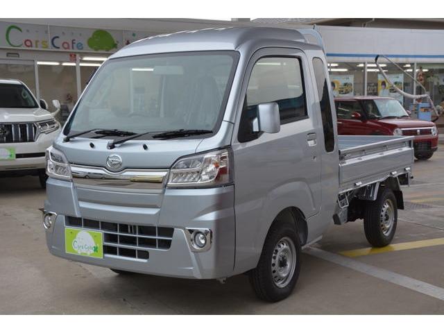 ダイハツ ハイゼットトラック / 660 ジャンボ 3方開 4WD