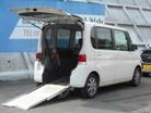 ダイハツ タント 660 フレンドシップ スローパー リヤシート付仕様 福祉車両