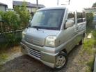 三菱タウンボックス660 LX ハイルーフ 4WD