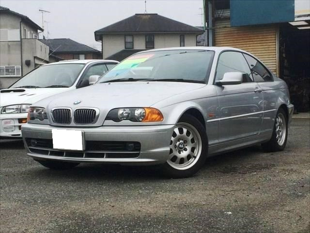 BMW318Ci入荷!HDDナビ装備!