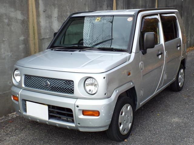 アウトドア派おすすめの軽自動車ネイキッド660