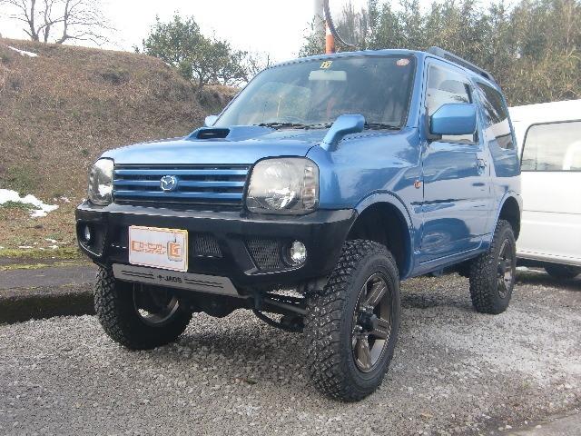 タフおすすめの軽自動車AZ-オフロード660 XC 4WD