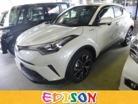 トヨタC-HRハイブリッド 1.8 G