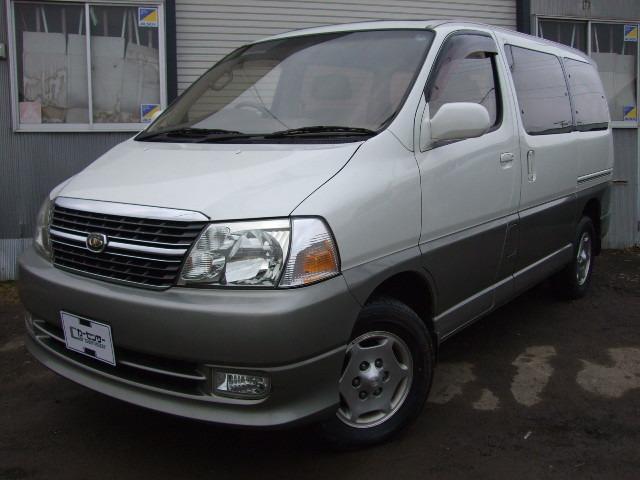 グランビア3.4 Q 4WD(トヨタ)の中古車